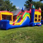 Bounce House Side